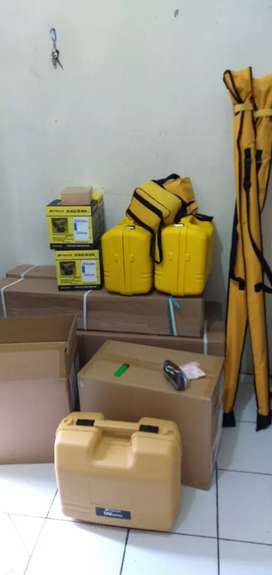 Total station Topcon gm 55 laser