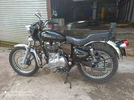 BULLET electra 2012 km only 9000 awesome condition all documents clear