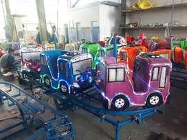 RF 22 jual murah odong terpopuler kereta panggung tayo all warna