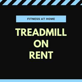 Treadmill,Fitness Cycle,Exercise Gym Product on Rent in Gurgaon& Delhi