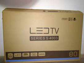 24''inch sony panel led box pack with one yr warranty