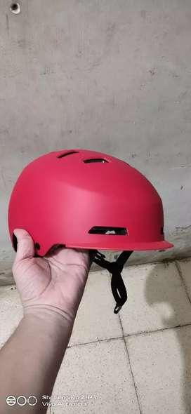Helm sepeda mtb