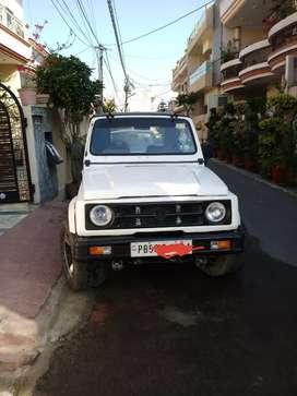 Maruti Gypsy in good condition