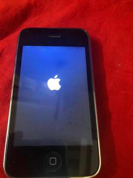 Apple iphone 3GS  For Parts /Non working/Dead/Antique