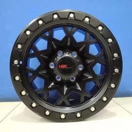 Cicil Velg Mobil Triton Blazer DP 10% Ring 17 HSR STREN H6X139,7 SMB