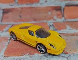 Enzo Ferrari Hotwheels