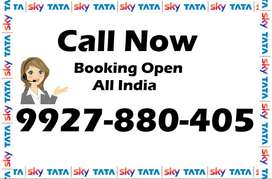 Tata + Sky All india Free Installation