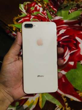iPhone 8plus 64gb rose gold