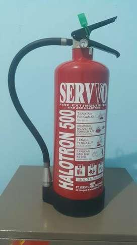 Alat pemadam api Servvo Halotron clean agent