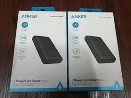 Anker, Huawei, Xiaomi and Energizer powerbanks