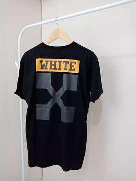 Off White Orange Box T-shirt