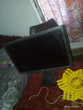 Led monitor 24 inch urgent sale