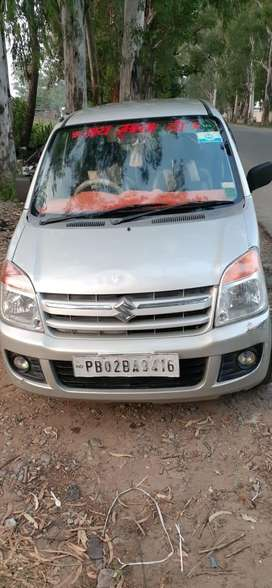 Cng + petrol company fitted kit