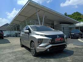 Mitsubishi expander exceed at 2017 kondisi terbaik siap jalan