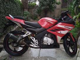 Super power 200cc heavy bike urgent sale