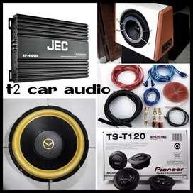 Woow mantul paket audio high class mumer harga grosir gan buktikan