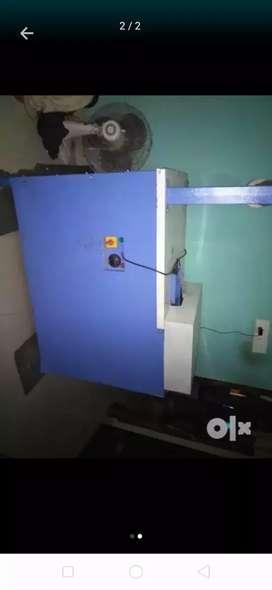 Fully automatic paper plate machine place alappuzha  kerala state