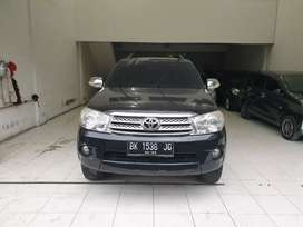 Toyota fortuner 2009 at diesel