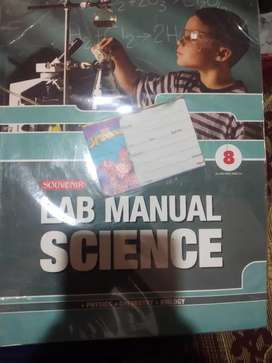 Science lab manual for class 8th