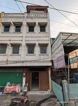 Dijual Murah Ruko 3 Lantai Jl Raya Serpong 2,8M Nego