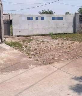 Dijual tanah dan bangunan ex pabrik di karawang timur