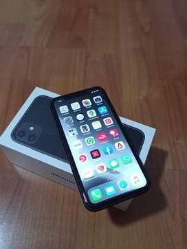i phone 11 128 gb black excellent condition