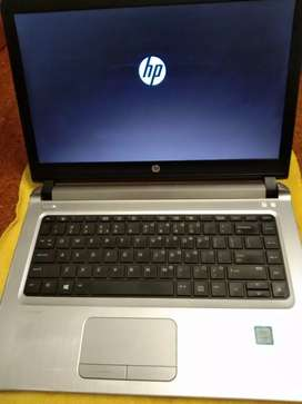 HP I5 6TH GEN LAP WITH DUAL HARD DISK