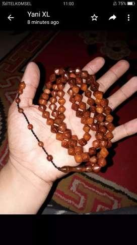 Menjual Tasbih kalung gelang cincin Kokka grosir dan Eceran