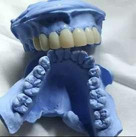 Pasang gigi palsu ambon
