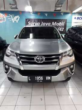 Toyota fortuner VRZ matic 2016 Dp 80jt