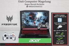 Berkelas Acer Predator AN 515 i7 Laptop Hihg End