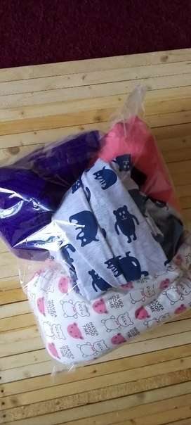 Kids branded clothes and other accessories