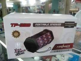 Speaker Bluetooth Portabel Advance TP-333