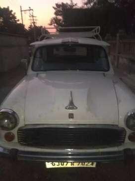 Hindustan Motors Ambassador 2001 AC Diesel 75000 Km Driven
