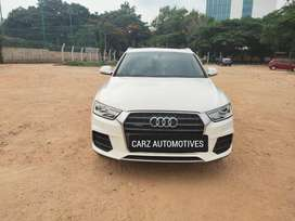 Audi Q3 3.5 TDI Quattro Technology(with Navigation), 2015, Diesel