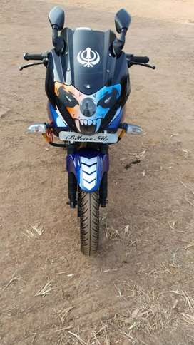 I want to sell my pulsar 220 in new condition.