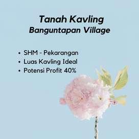 Promo Diskon 25% Banguntapan Village Dekat JL PLeret