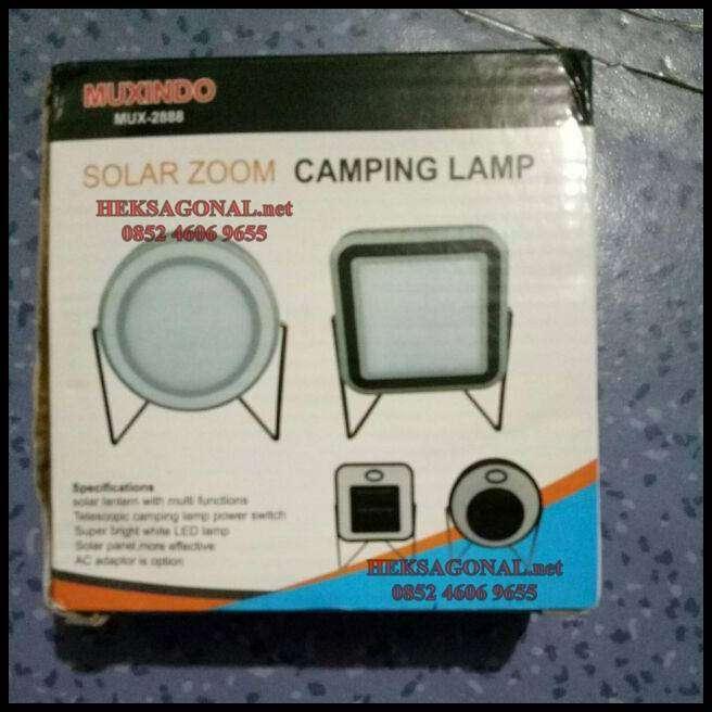 Lampu Gantung Camping Emergency SMD 0