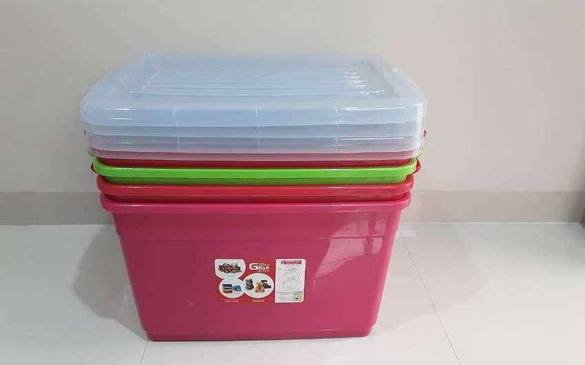 Maspion Container plastik 50L