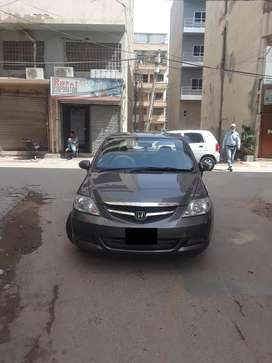 Honda City 2007 -(Get on installments)