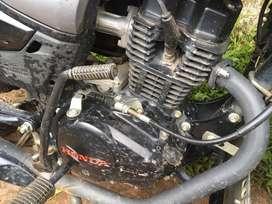 Honda shine CB 125 Eco Technology