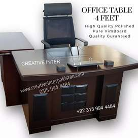 FourFeet Office Table qualittyatbest Furniture study chair Workstation