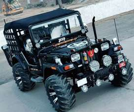 Altered Hunter Jeep ALL INDIA DELIVERY FROM PUNJAB