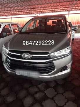 Toyota Innova Crysta 2018 Diesel 58000 Km Driven
