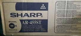 SHARP AR-455ST  Toner catrige