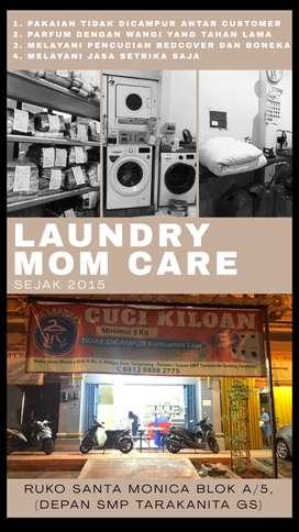 Lowongan Kerja Laundry Gading Serpong