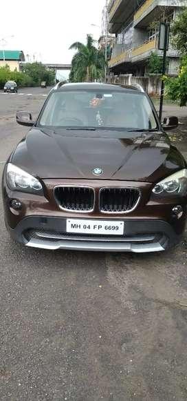 BMW X1 2012 Diesel 48000 Km Driven