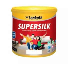 Cat lenkote supersilk 2.5 litet super white