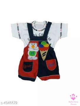 It's doddle trendy cotton kids dungarees