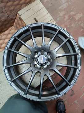 """Alloy Rims wheels 17"""" inch sports Racing 4 nuts"""